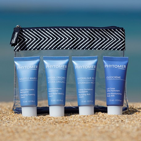 HYDRATION TRAVEL SET