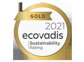 ECOVADIS GOLD 2021